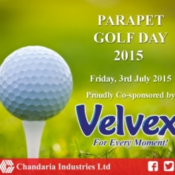 Chandaria Industries Sponsors Parapet Golf Day 2015