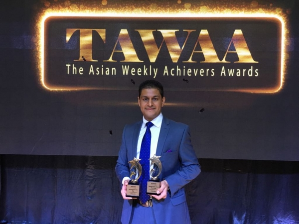 The Asian Weekly Achievers Awards 2017